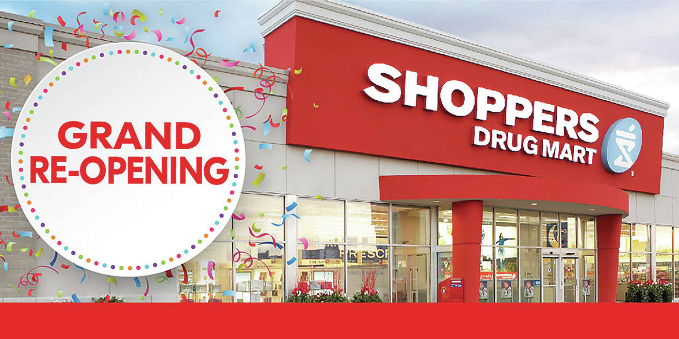 Grand Reopening Of Shoppers Drug Mart At Williams Lake throughout Shoppers Drug Mart Calendar Maker