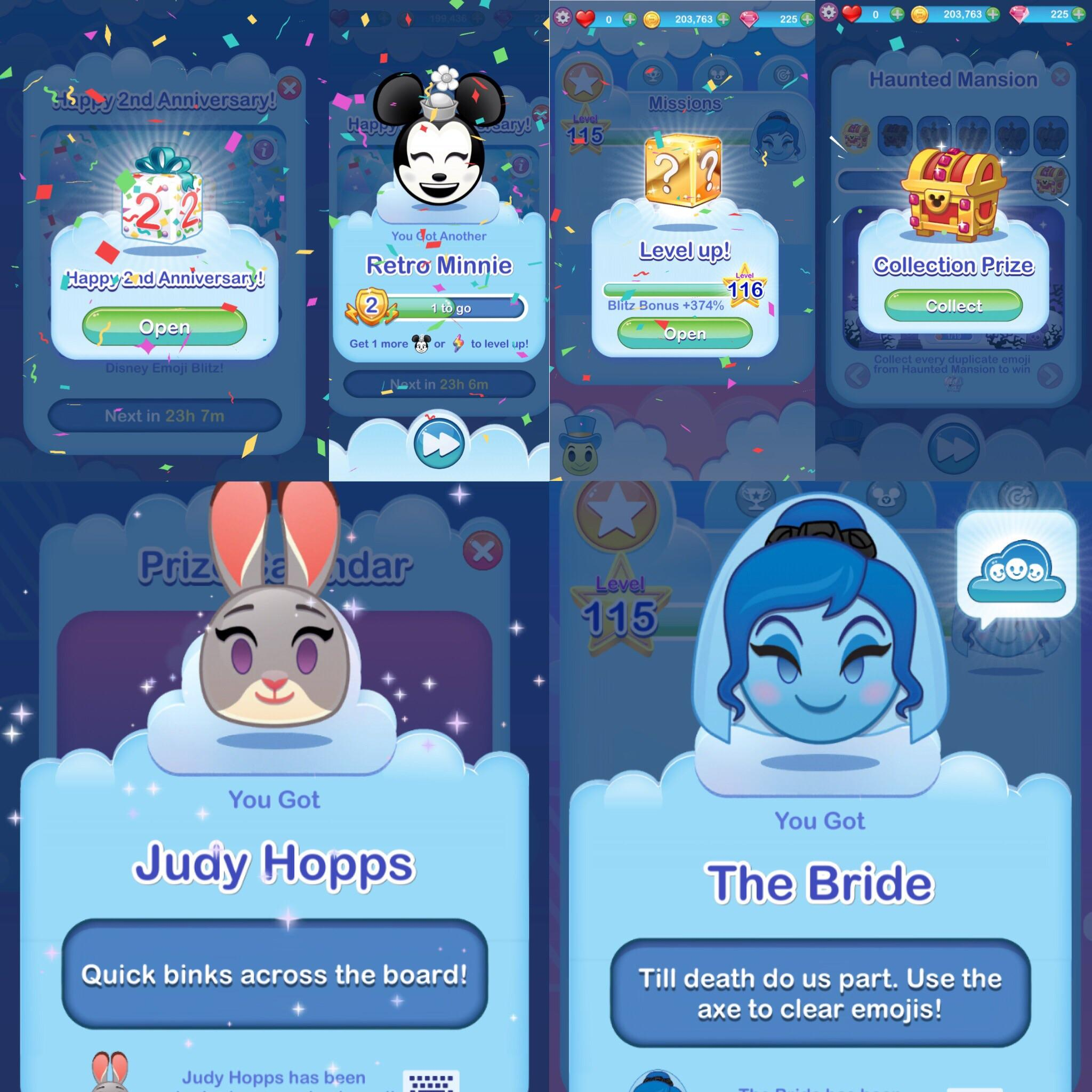 Great Day Look At All I Got!! Judy Was My Gold Box Day 10 pertaining to Emoji Blitz Calendar