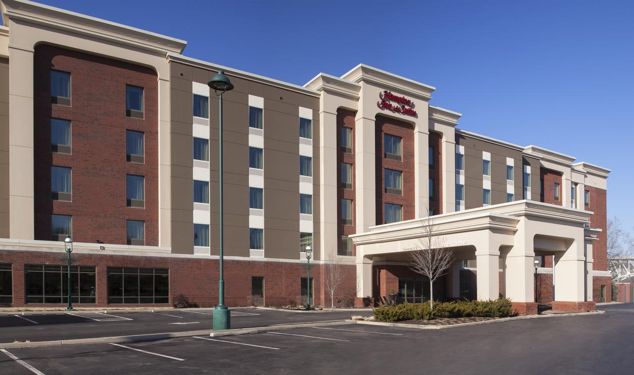 Hampton Inn & Suites Pittsburgh (Сша West Homestead in Senator Inn &amp