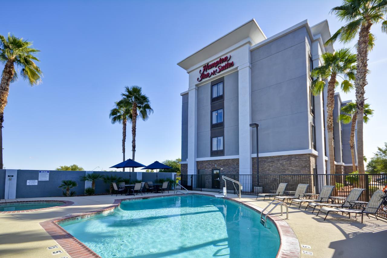 Hampton Inn & Suites Yuma (Сша Юма)  Booking inside Senator Inn &amp