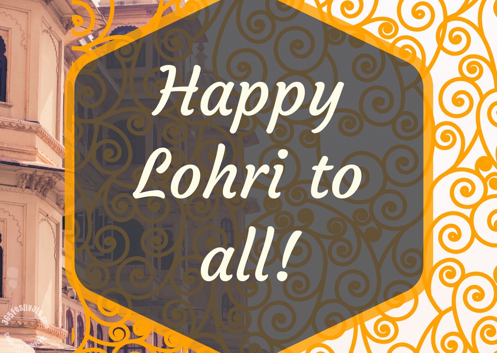 Happy Lohri History  January 13, 2020 | Download Greetings in 2020 Ugadi Date