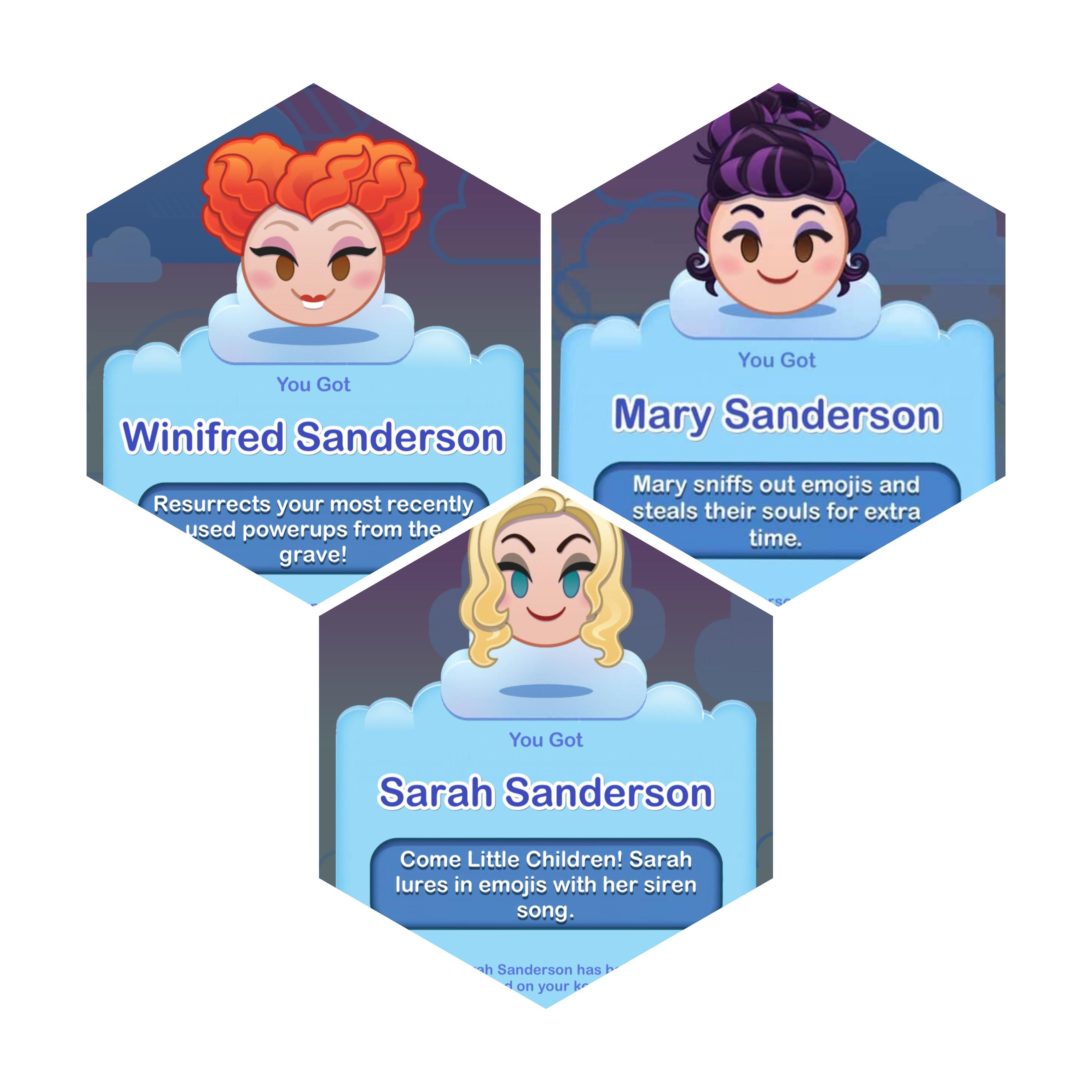 Hocus Pocus Indeed! : Disneyemojiblitz regarding Emoji Blitz Event Calendar
