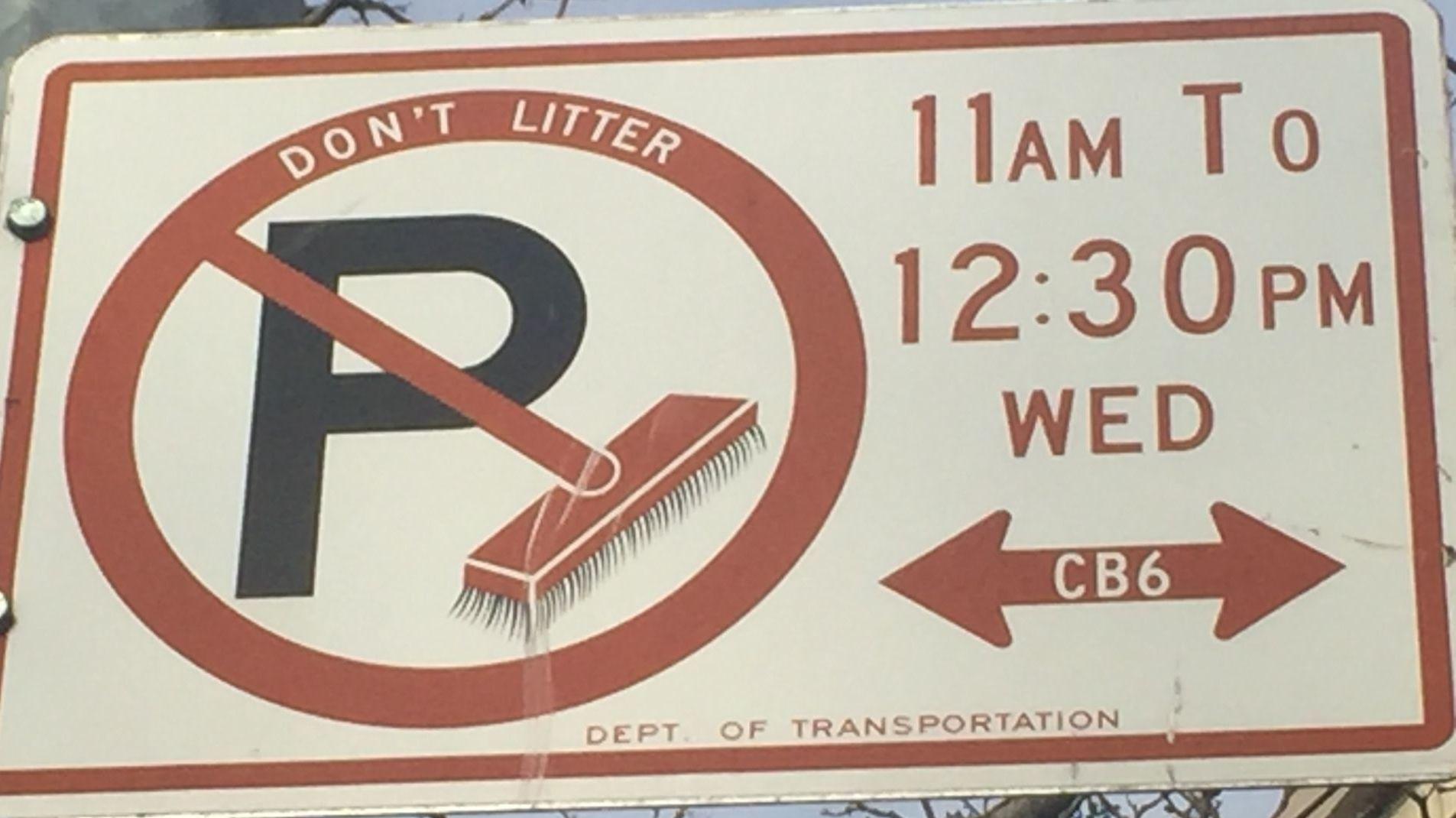 Holidays That Suspend Alternate Side Parking In Nyc with regard to Nyc Alternate Side Parking Calendar 2020