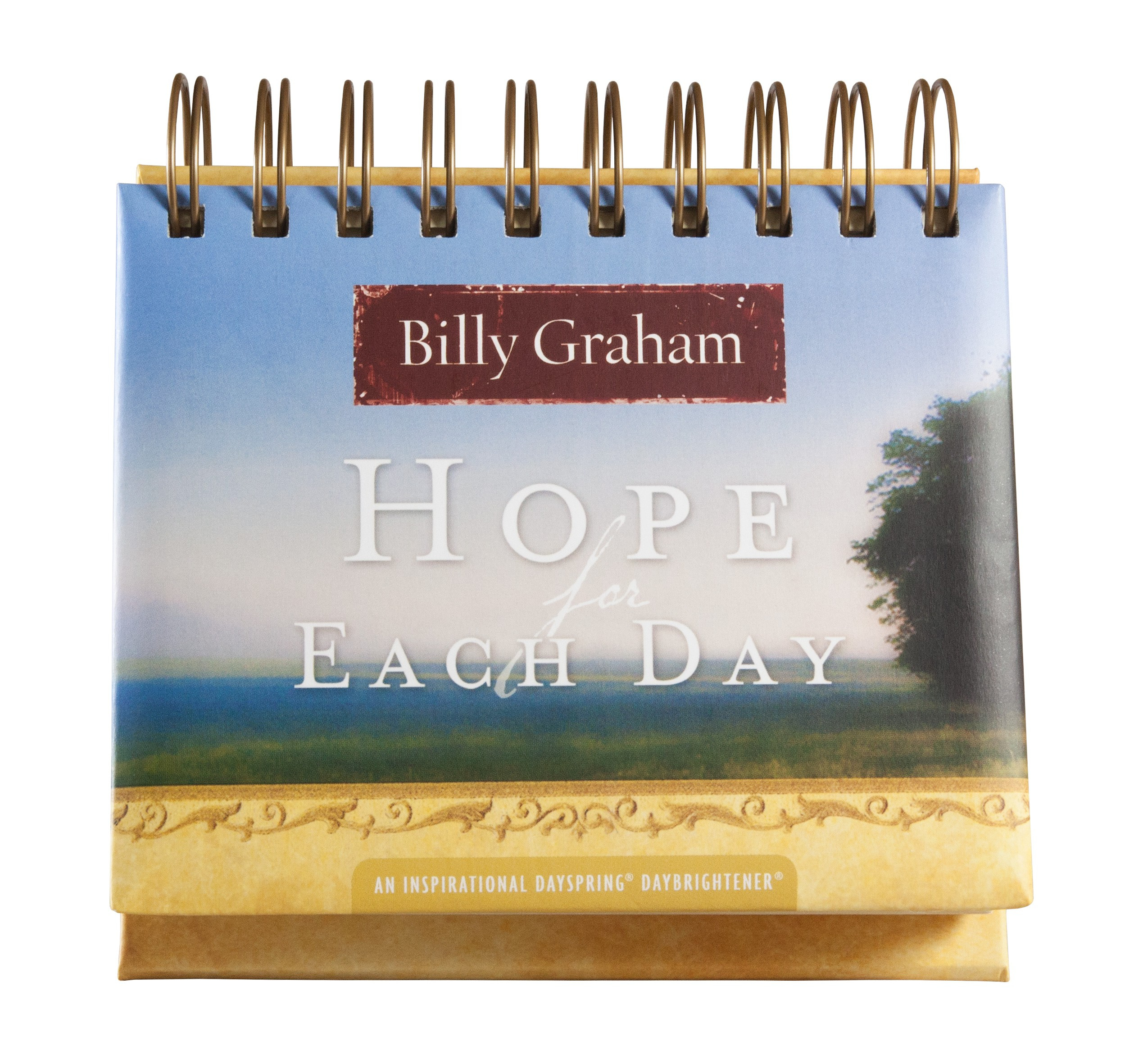 Hope For Each Day Daybrightener  Perpetual Calendar pertaining to Billy Graham Wisdom For Each Day 365 Day Perpetual Calendar