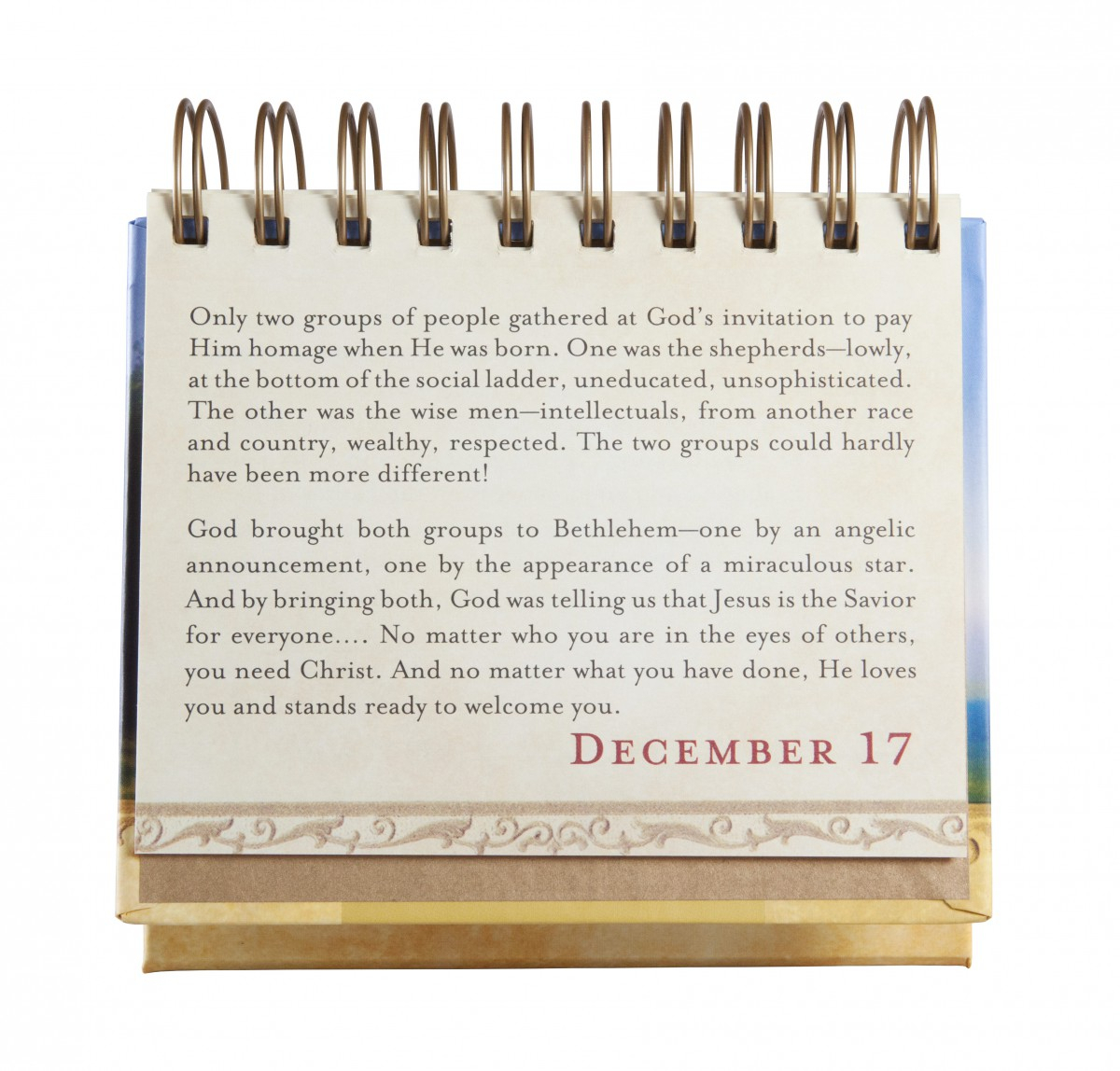 Hope For Each Day Daybrightener  Perpetual Calendar throughout Billy Graham Wisdom For Each Day 365 Day Perpetual Calendar