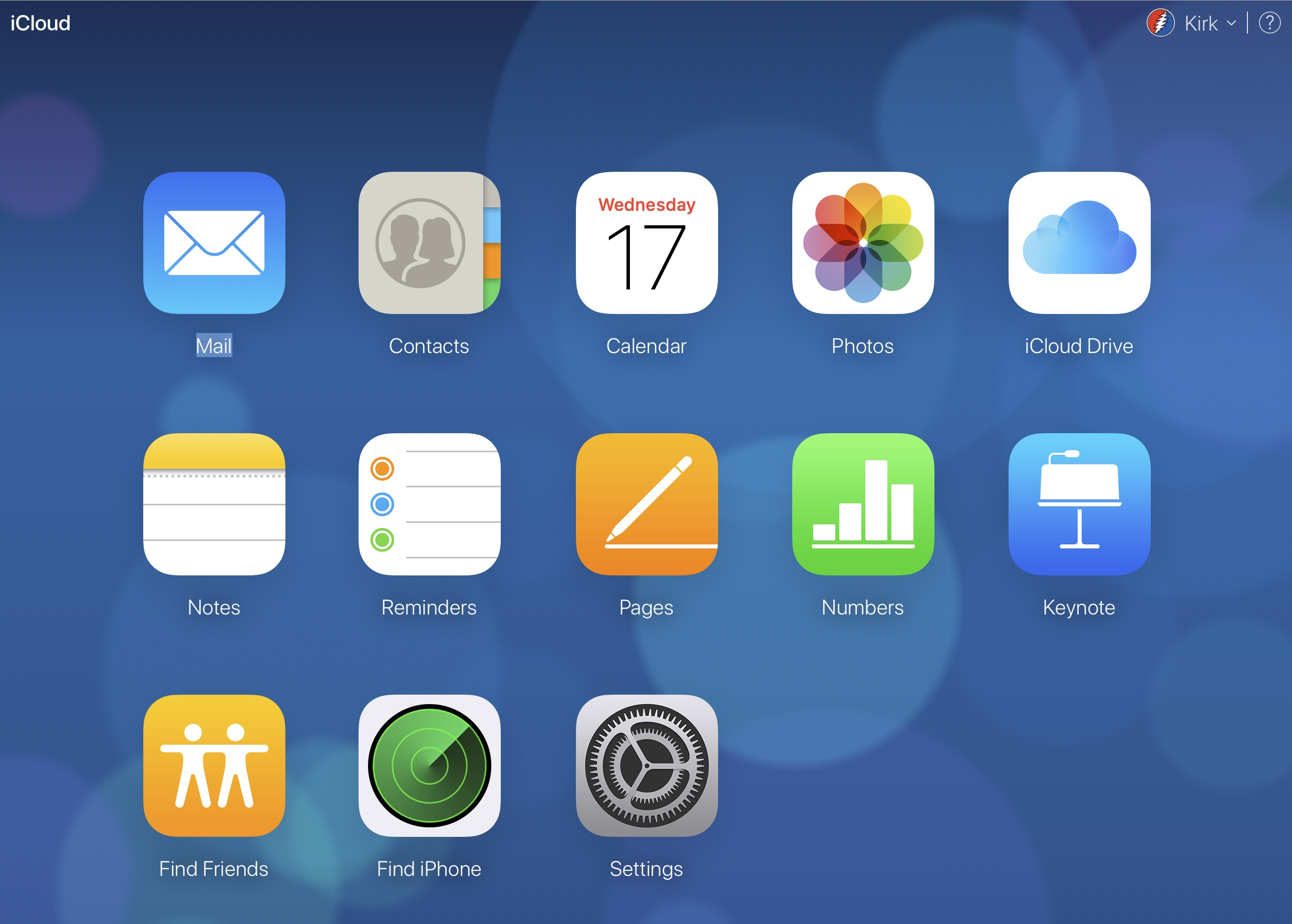 How To Access Icloud Via A Web Browser | The Mac Security Blog pertaining to Lost Calendar Icon On Iphone