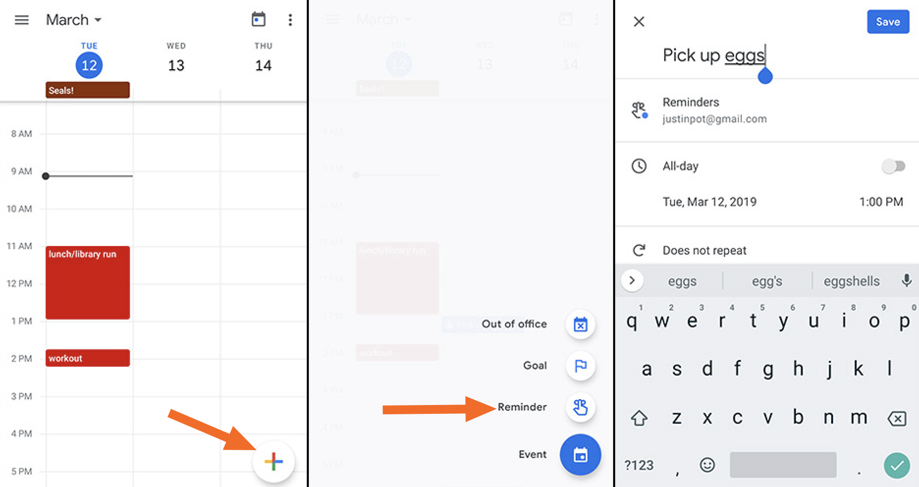 How To Add Reminders To Google Calendar  Google Calendar for Add A Reminder In Google Calendar
