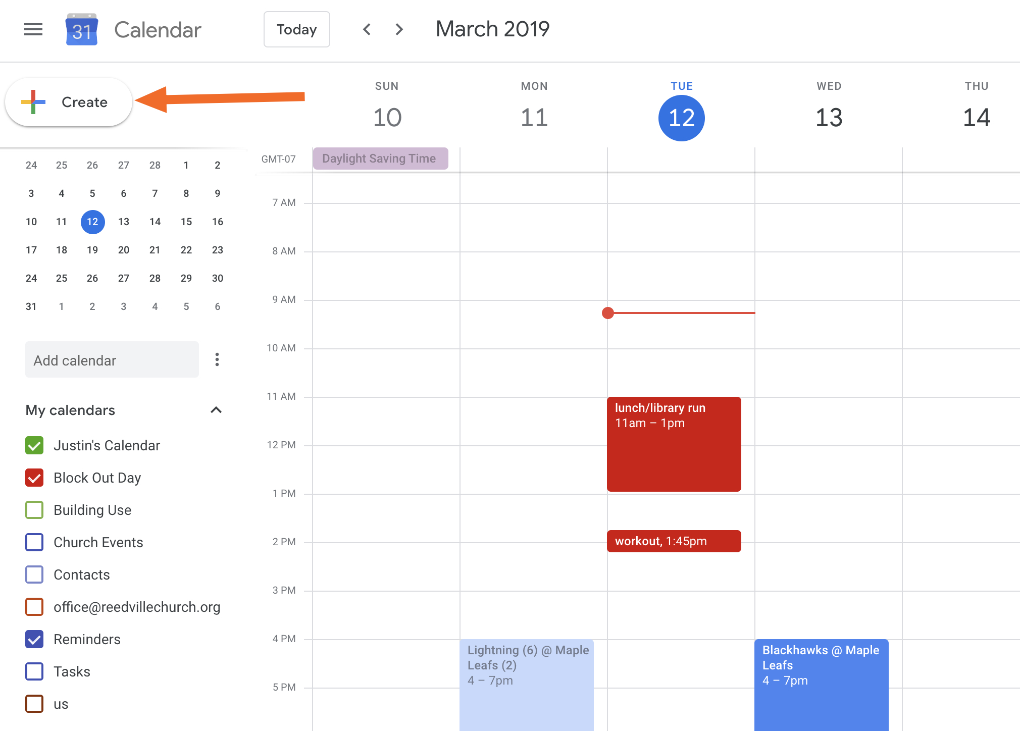 How To Add Reminders To Google Calendar  Google Calendar throughout Google Calendar Add Image