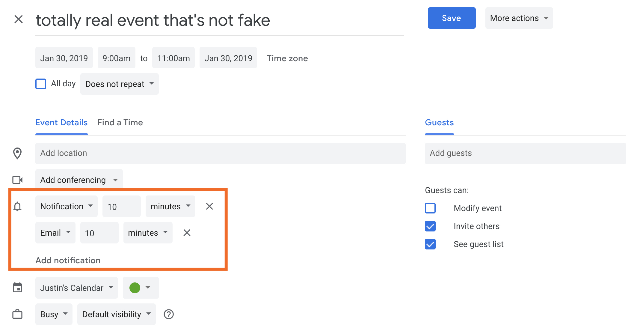 How To Change Your Notifications For Google Calendar regarding Google Calendar Desktop Notifications Vs Alerts