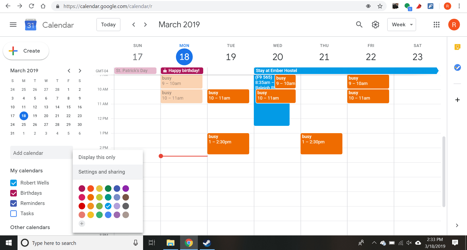 How To Copy Google Calendar Events To Another Google Calendar intended for Full Calendar Icon In Event