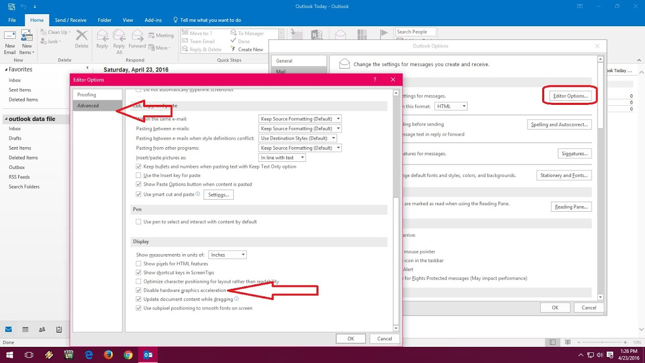 How To Fix Outlook Not Responding, Not Working & Hangs Or Freeze Issues with Outlook Freezes When Opening Calendar
