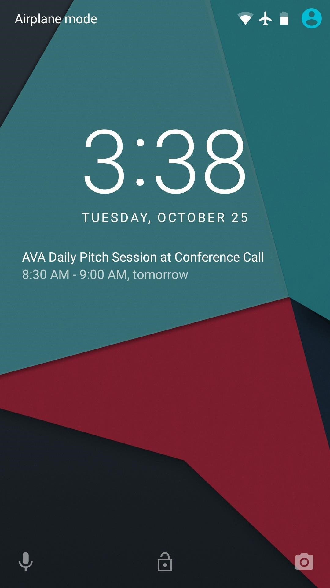 How To Get The Iphone's Calendar View On Your Android Lock for Calendar On Lock Screen Iphone