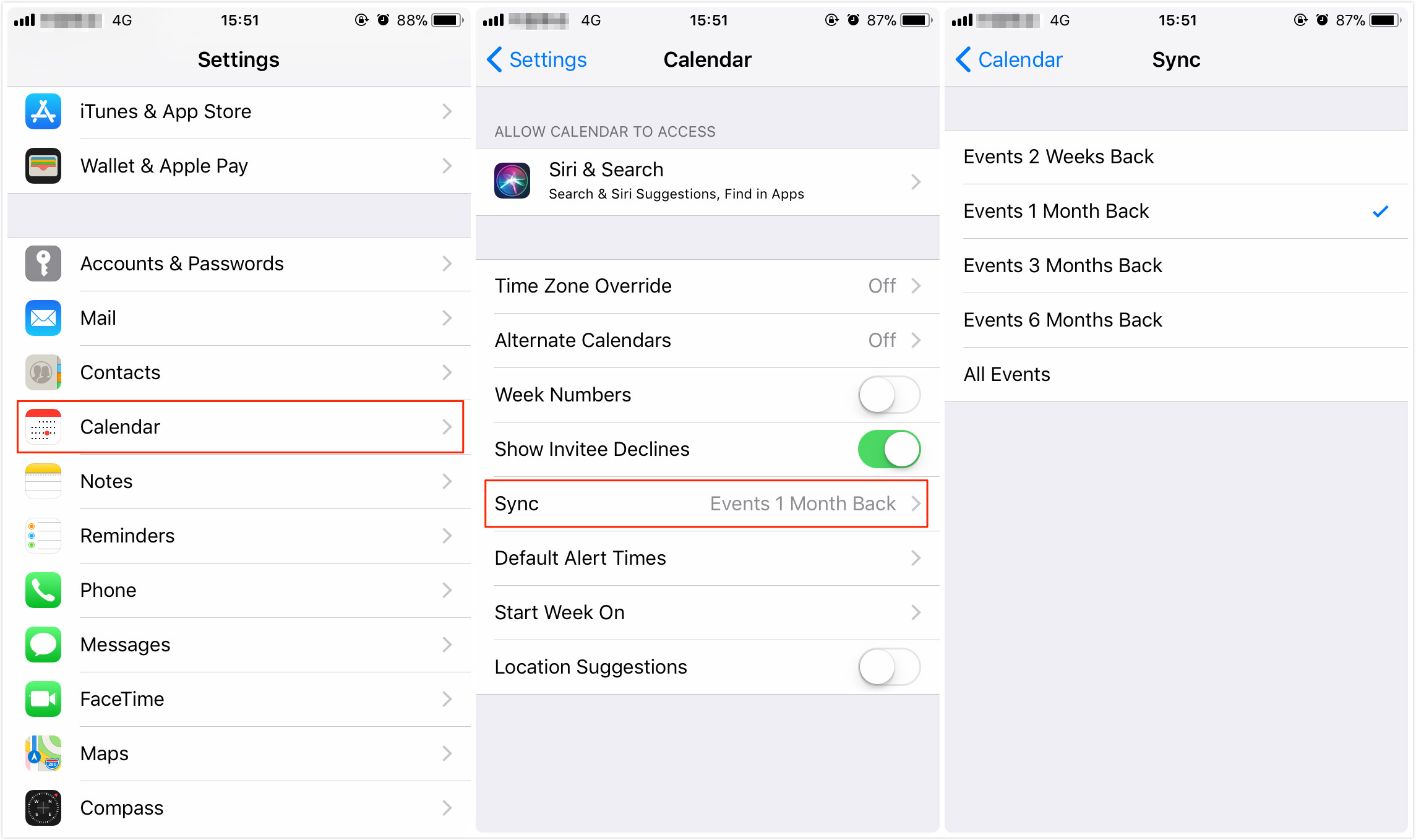 How To Sync Shared Calendar On Iphone. pertaining to Calendar Icon Disappeared Iphone