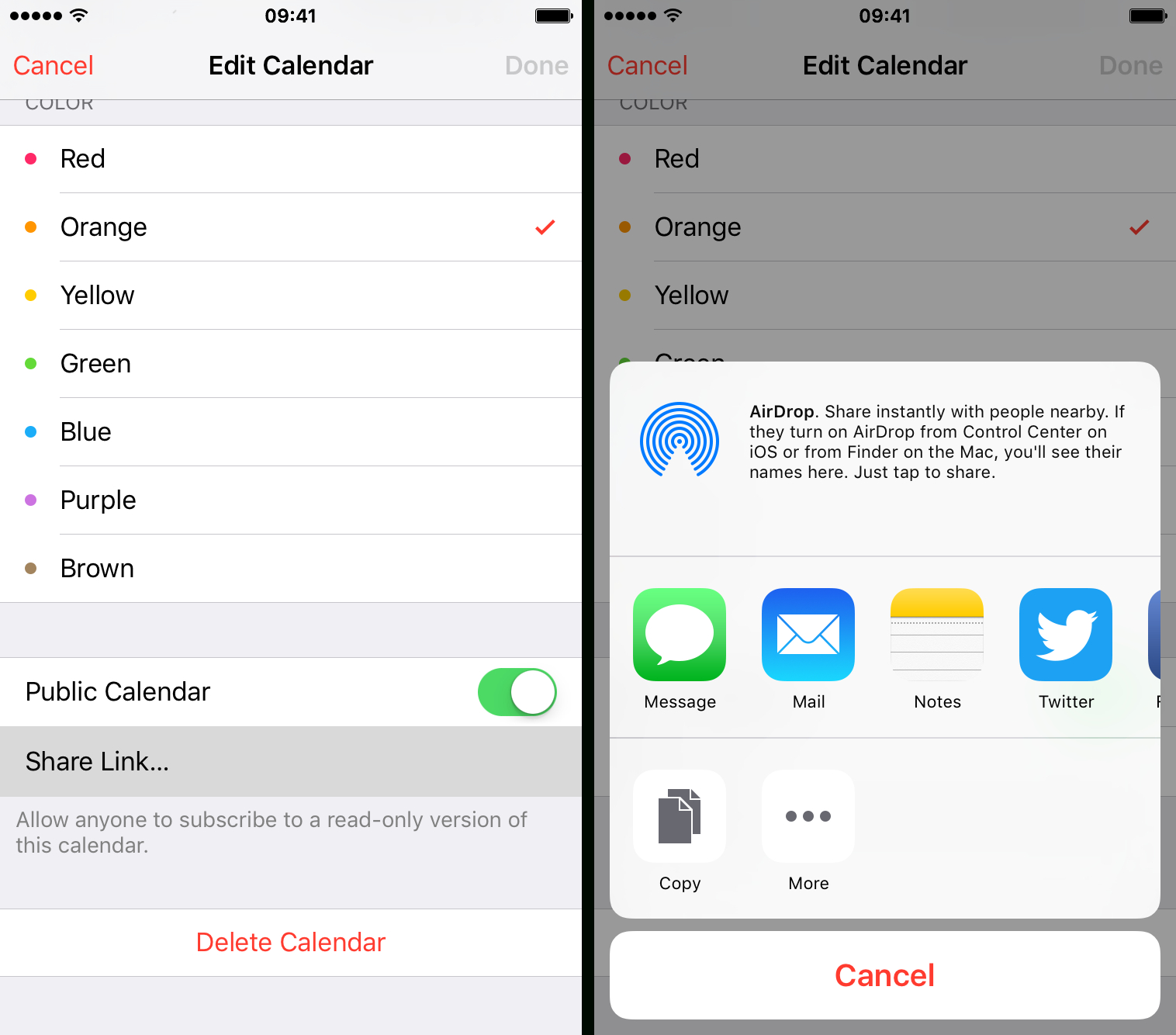 How To Sync Shared Calendar On Iphone. with Calendar Icon Missing On Iphone