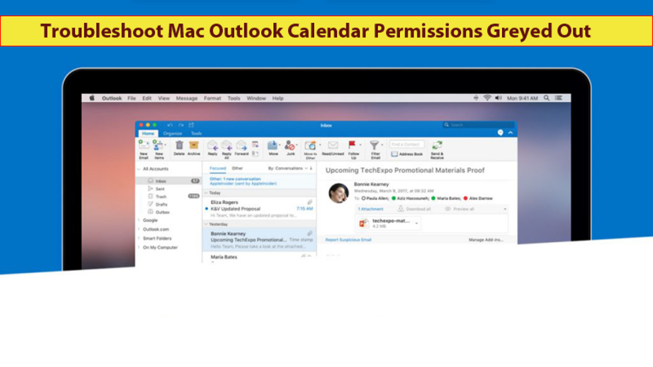 How To Troubleshoot Mac Outlook Calendar Permissions Greyed inside Calendar Permissions Greyed Out
