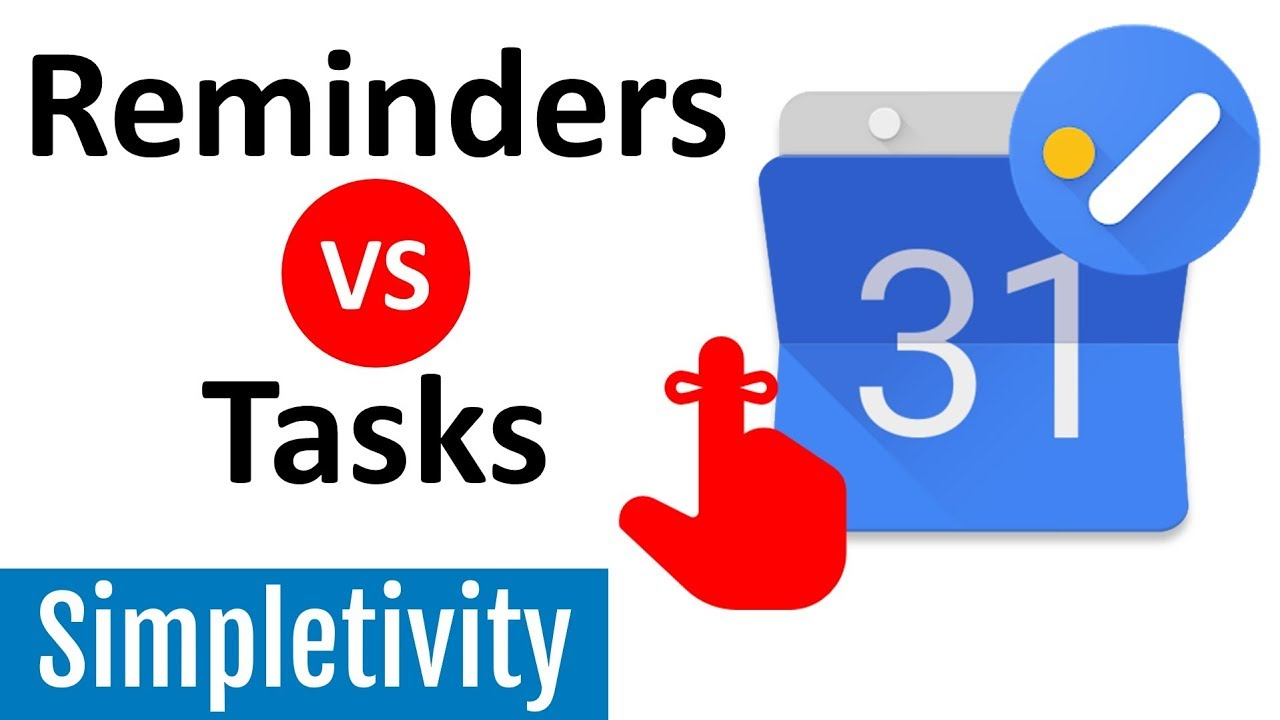 How To Use Tasks And Reminders In Google Calendar pertaining to Google Calendar Desktop Notifications Vs Alerts