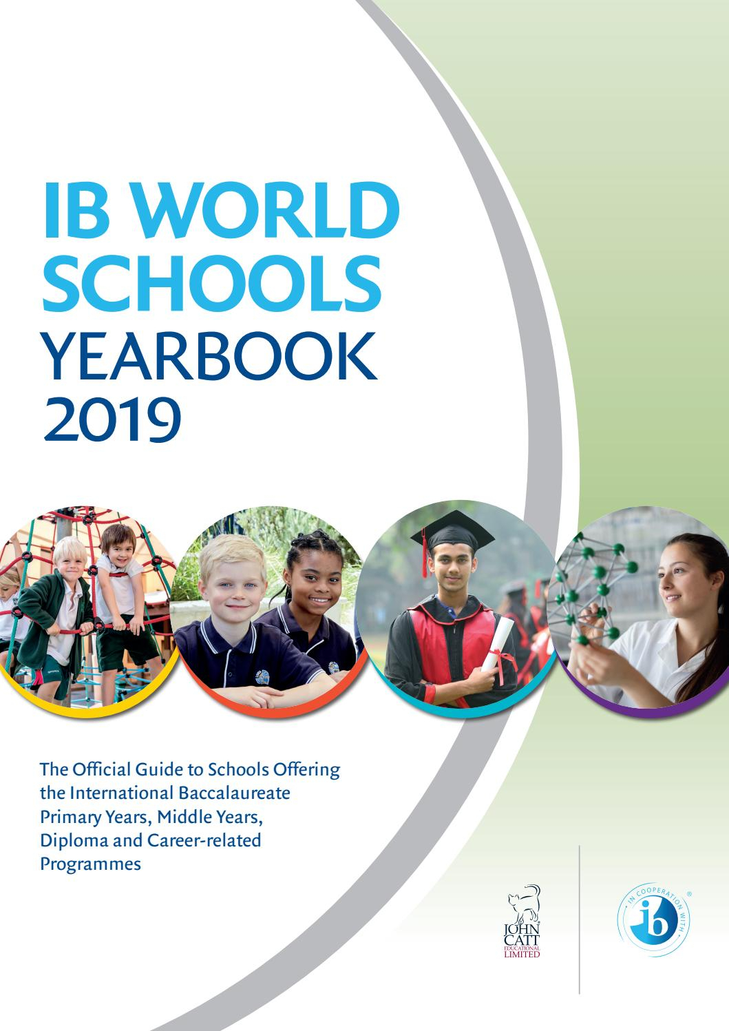 Ib World Schools Yearbook 2019 By John Catt Educational  Issuu regarding Oeiras International School Calendar