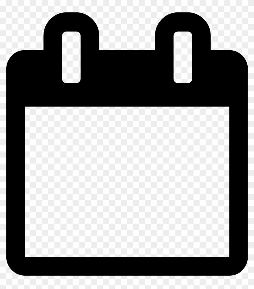 Icons Transparent Calendar  Calendar Png, Png Download for Calendar Icon White