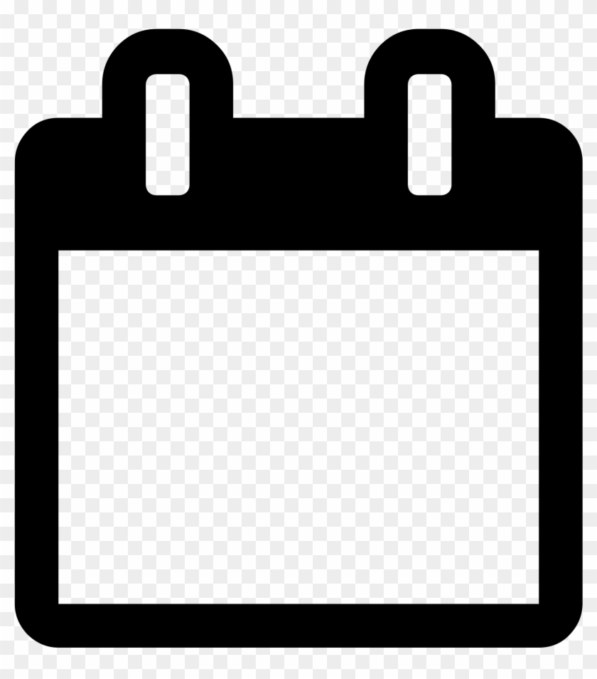 Icons Transparent Calendar  Calendar Png, Png Download in Calendar Icon Png