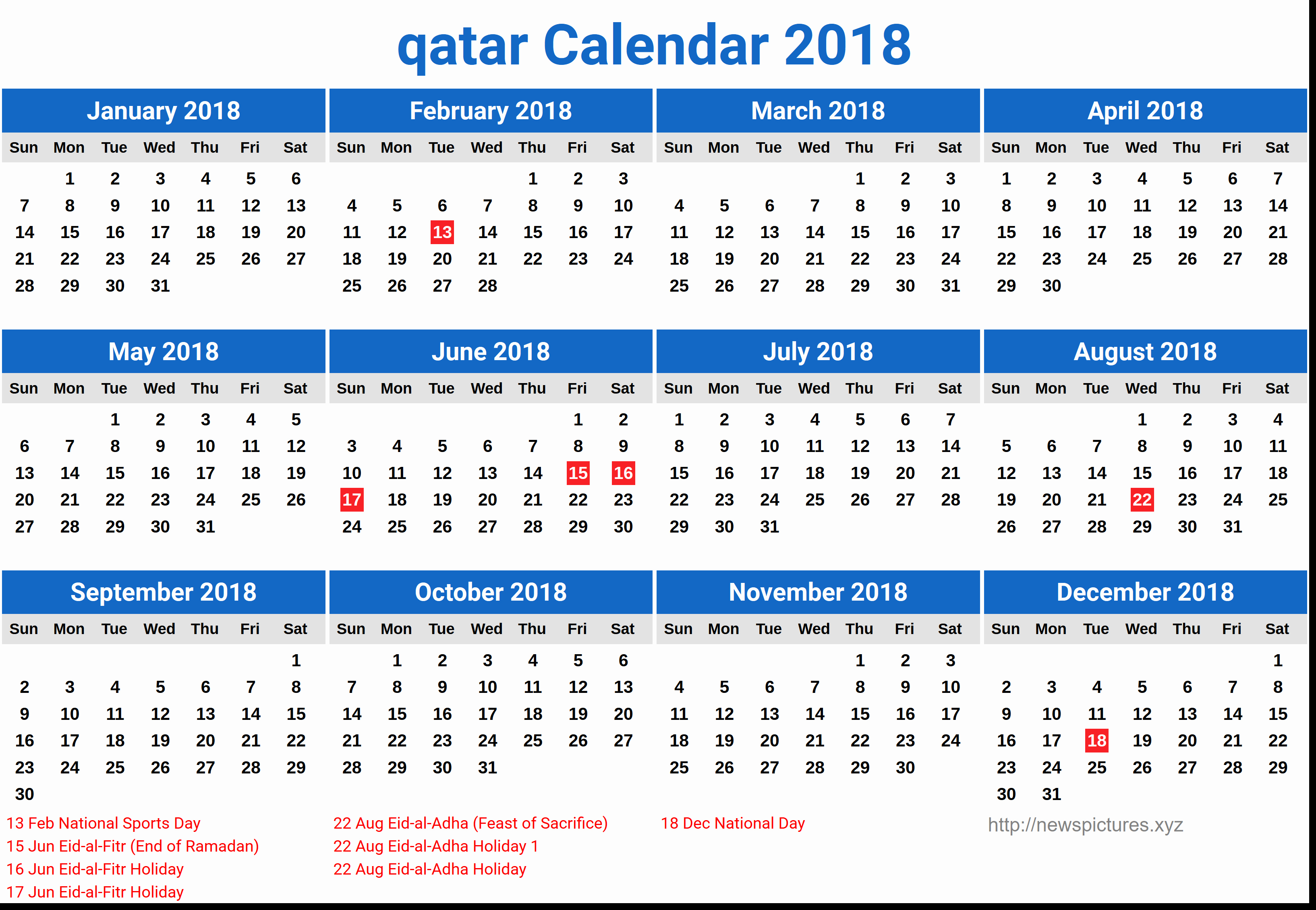 Image Result For Calendar 2019 Qatar | August Calendar pertaining to Khmer Calendar 2016