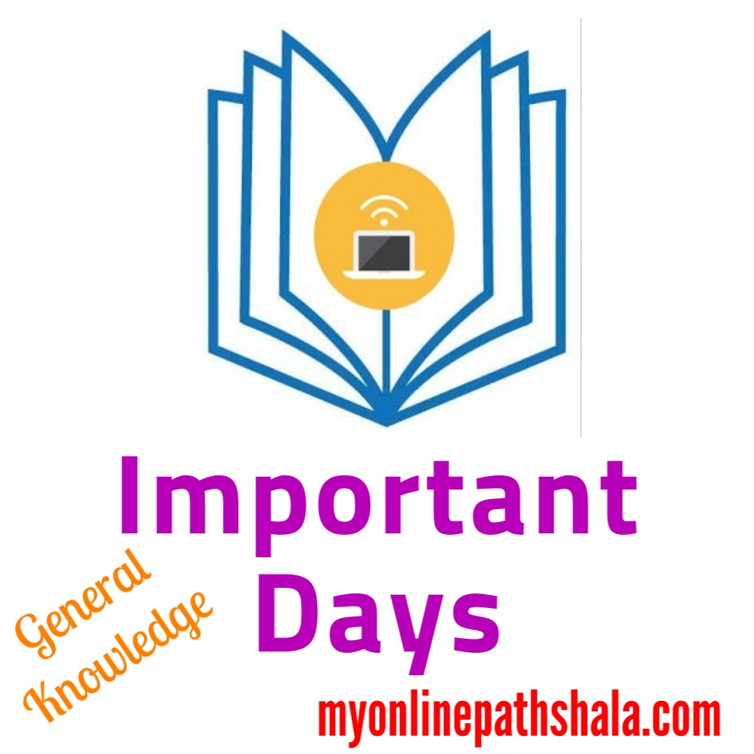 Important Days Of June 2019 | My Online Pathshala with International Days In June