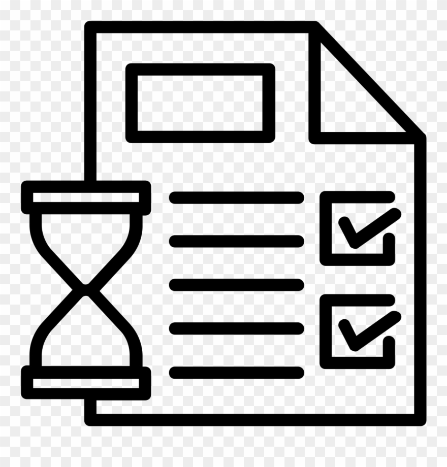 Important Deadlines  Time Frequency Icon Clipart (#1089727 in Deadline Icon Png