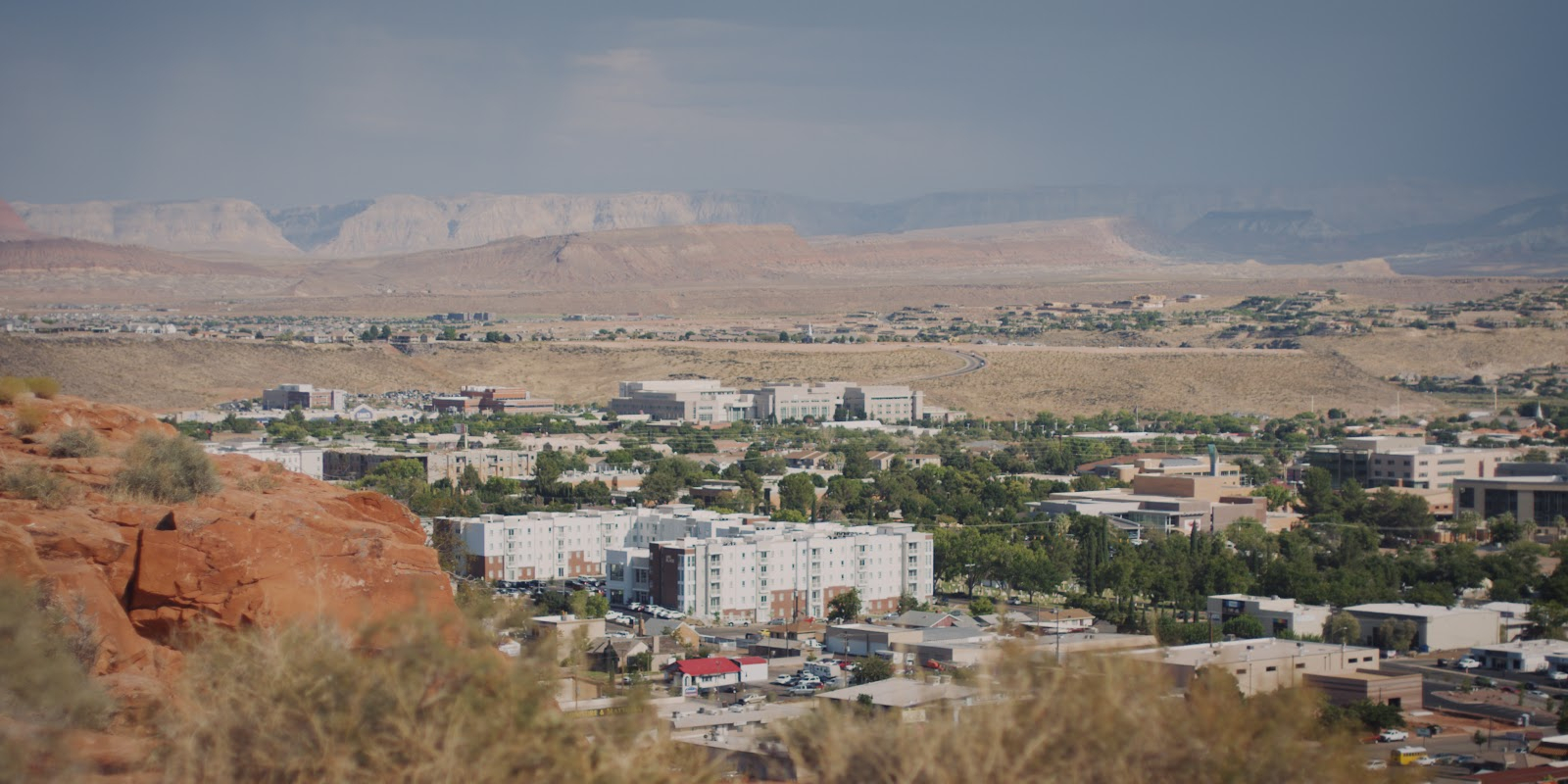 In Fastgrowing St. George, Signs Of A Slowdown | Kuer 90.1 intended for St George Economic Calendar