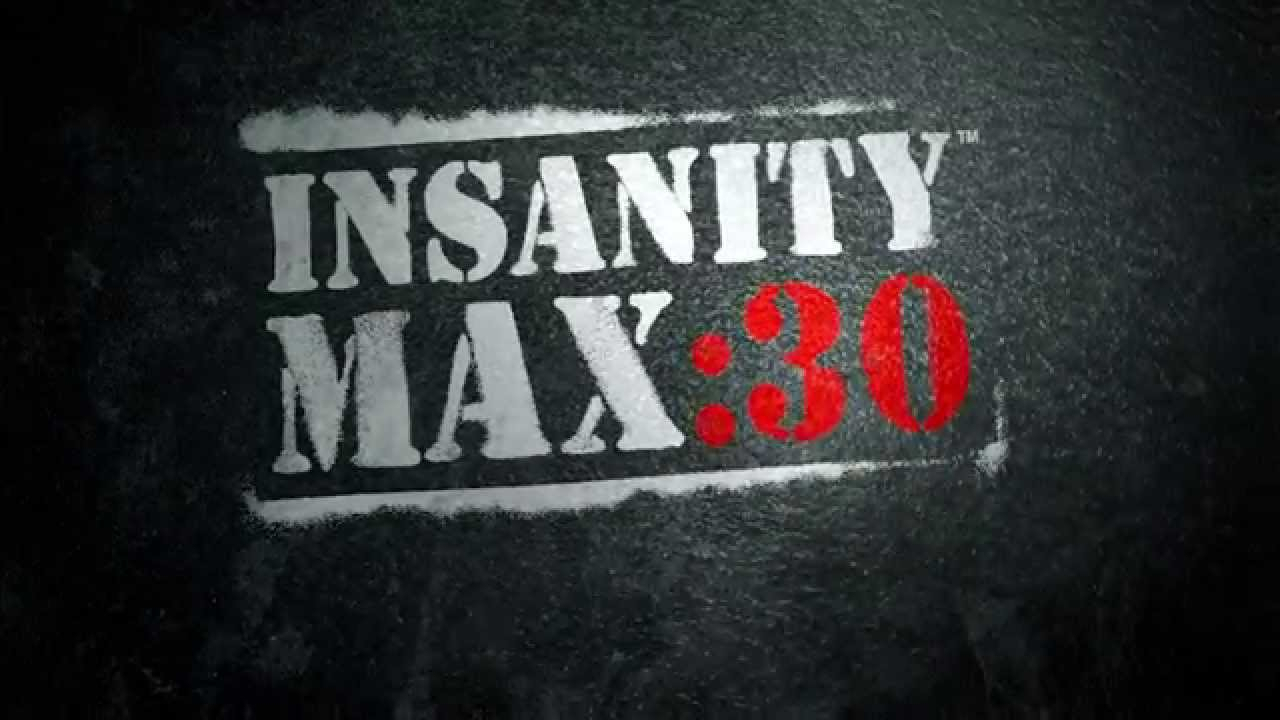 Insanity Max 30 Archives  Eat Sweat Live throughout Insanity Max 30 Hybrid