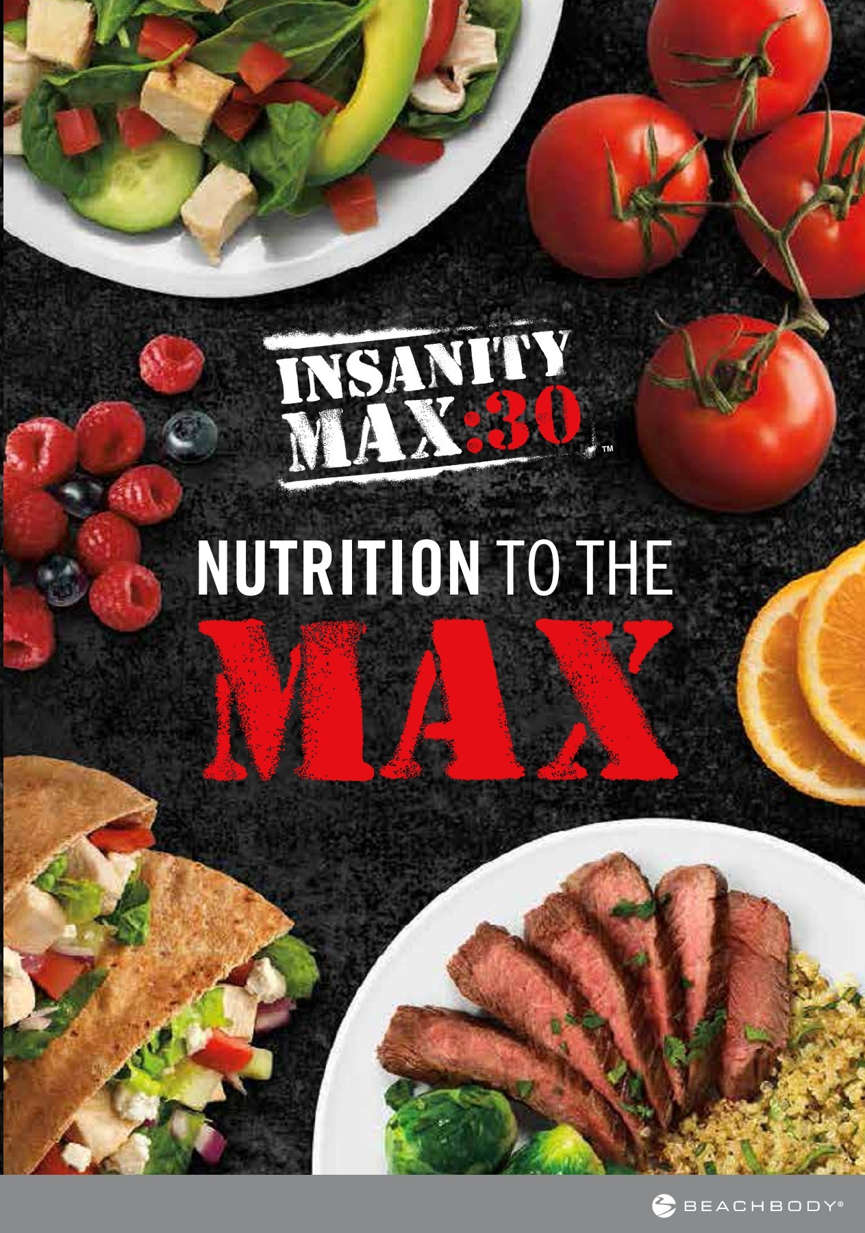 Insanity Max 30 Nutrition Guide_Clone Pages 1  50  Text within Insanity Max 30 Schedule Pdf