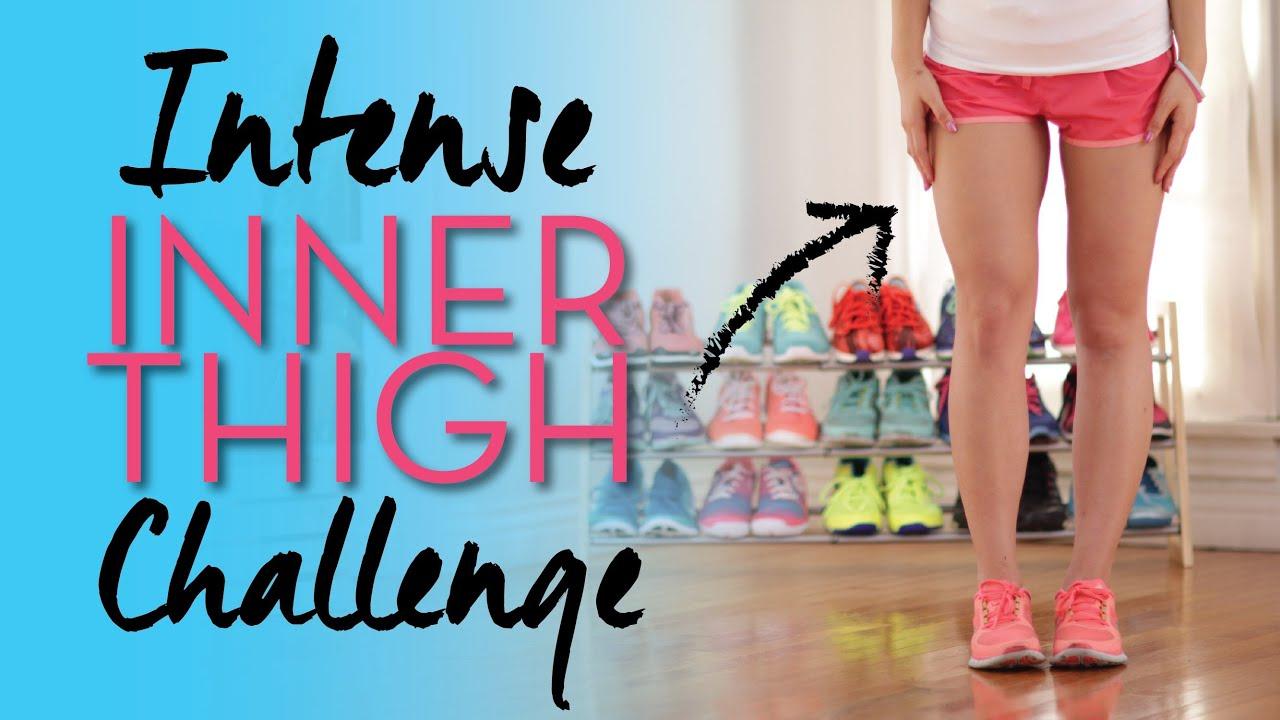 Intense Inner Thigh Challenge! regarding Blogilates Inner Thigh