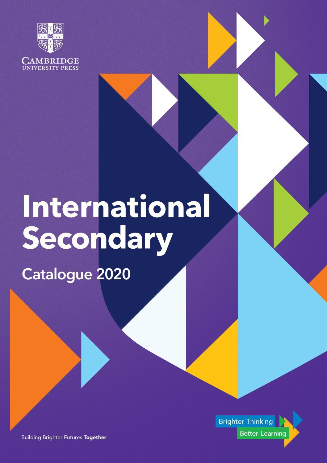 International Secondary 2020 Catalogue By Cambridge regarding Mayan Gender Predictor 2020