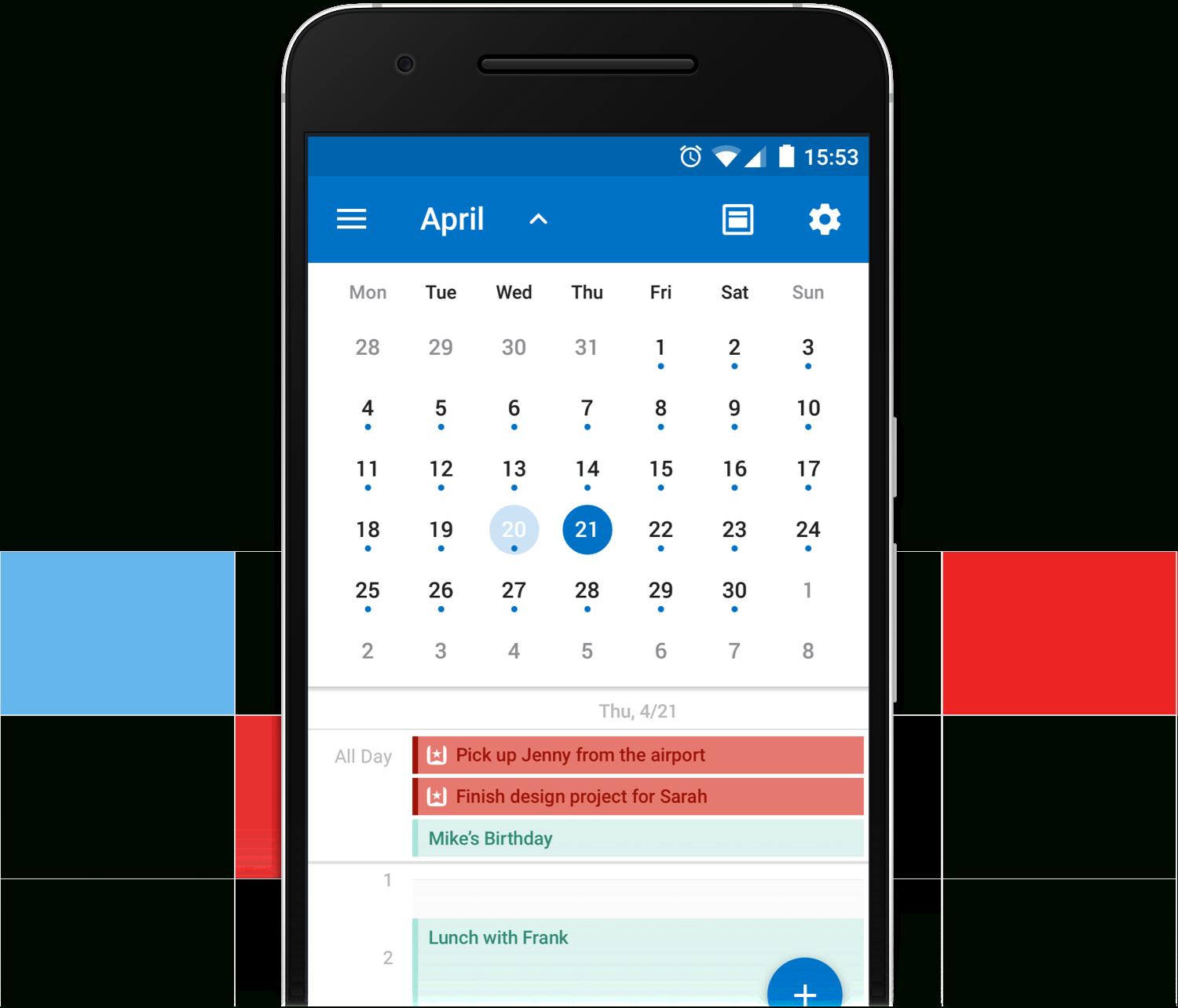 Introducing The Wunderlist Calendar App For Outlook On throughout Wunderlist Calendar App