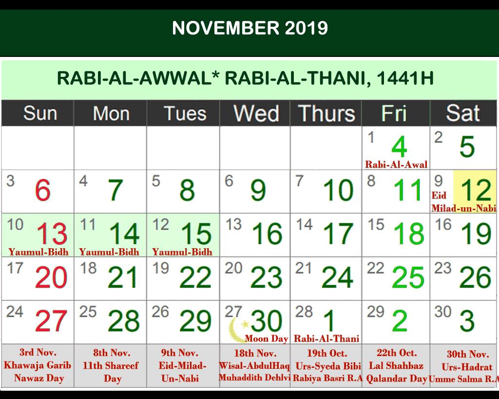 Islamic Calendar 2019  Hijri Calendar 2020 2.6 Apk Download within Isha Lunar Calendar 2020