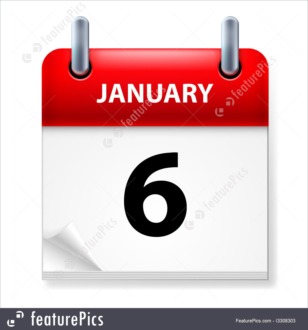 January Calendar Icon  Yatay.horizonconsulting.co throughout Calendar Icon Powerpoint