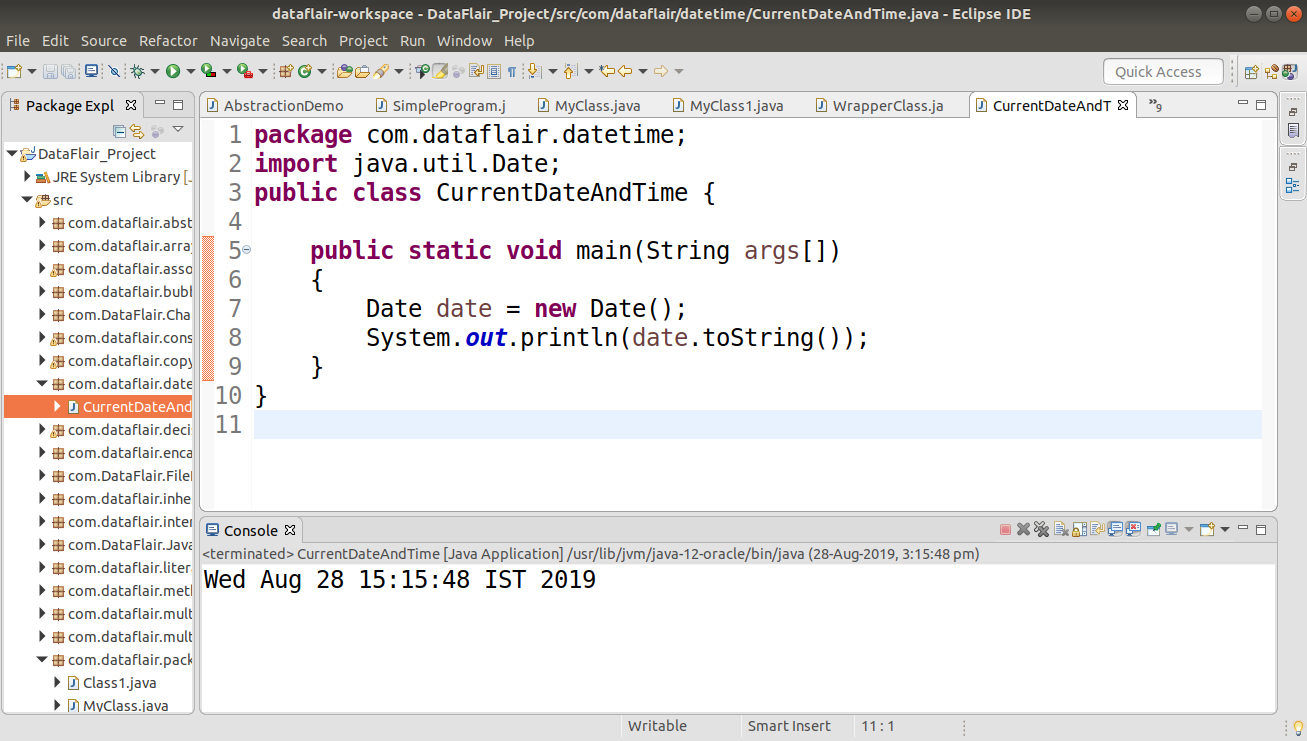 Java Date And Time  Gregoriancalendar Class With Example for Julian Date In Java