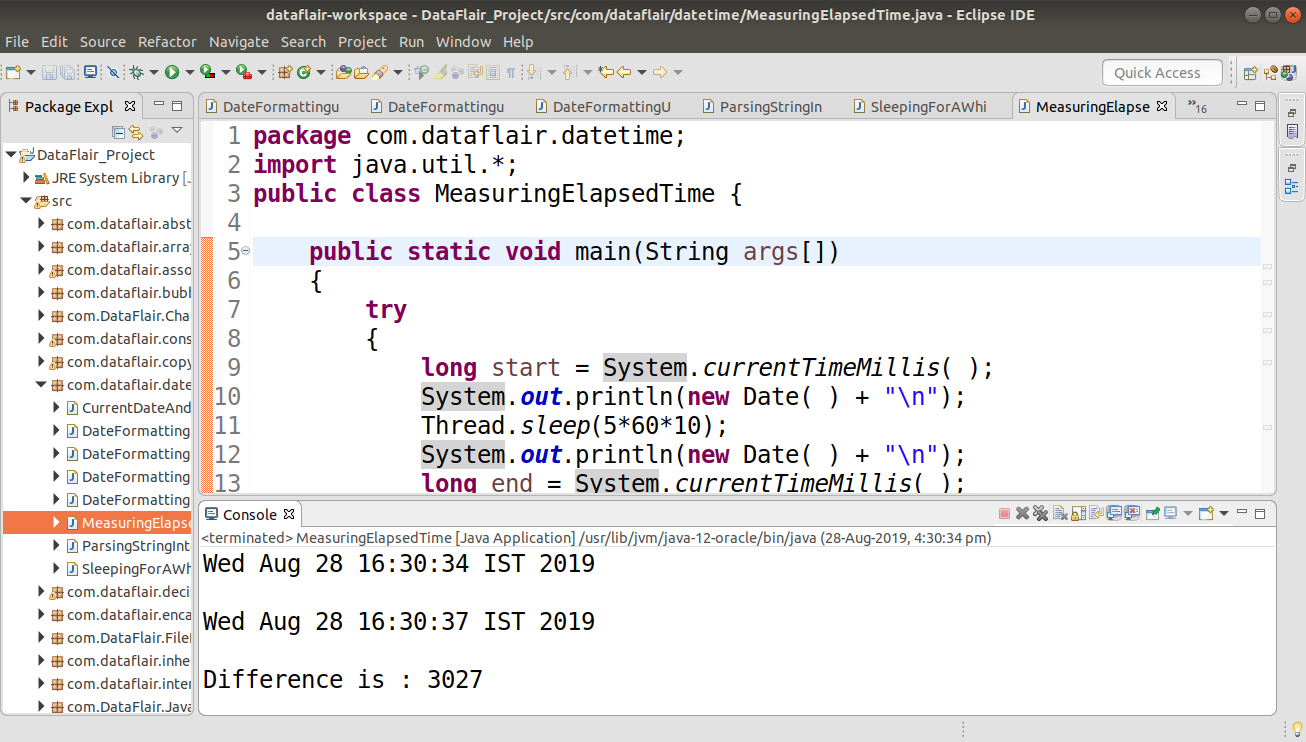 Java Date And Time  Gregoriancalendar Class With Example throughout Julian Date In Java
