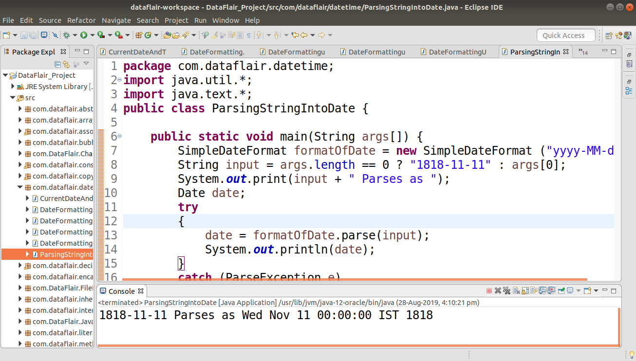 Java Date And Time  Gregoriancalendar Class With Example with regard to Julian Date In Java