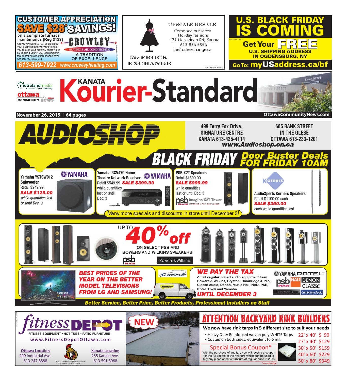 Kanata112615 By Metroland East  Kanata Kourier  Issuu with regard to Ocsb 2020-20 Calendar