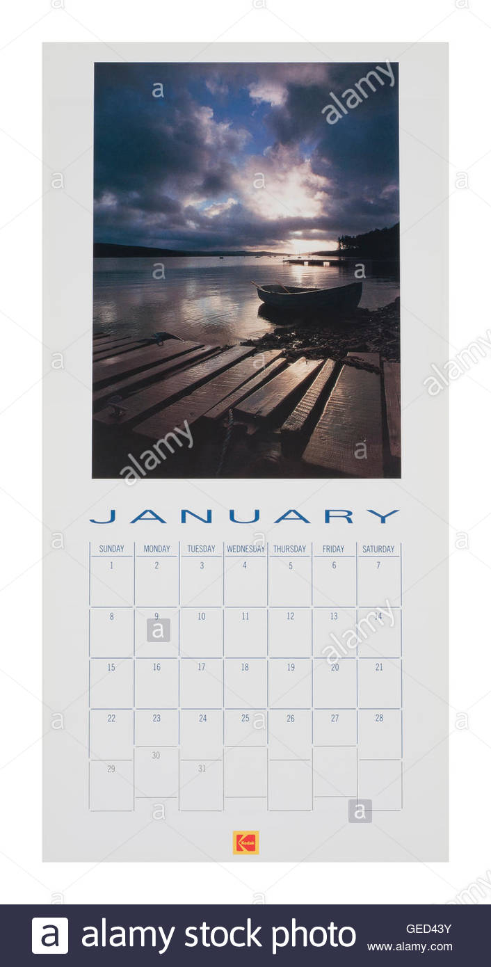 Kodachrome Cut Out Stock Images & Pictures  Alamy with Kodak Calendar Maker