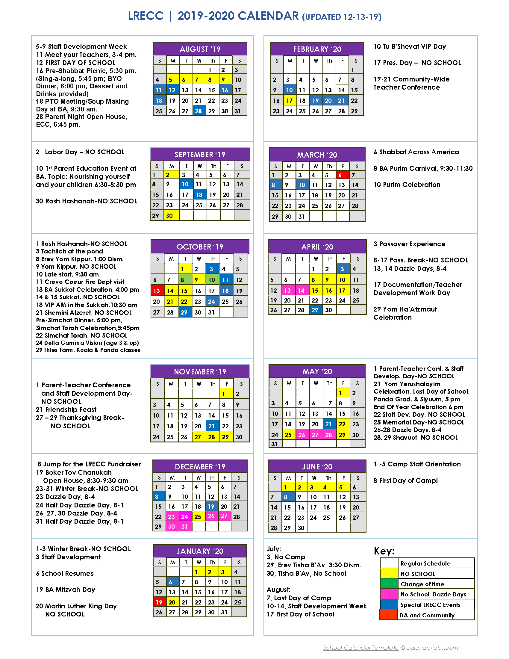 Largest Collect About Png Education Calendar 2020 Pdf with Ocsb 2020-20 Calendar
