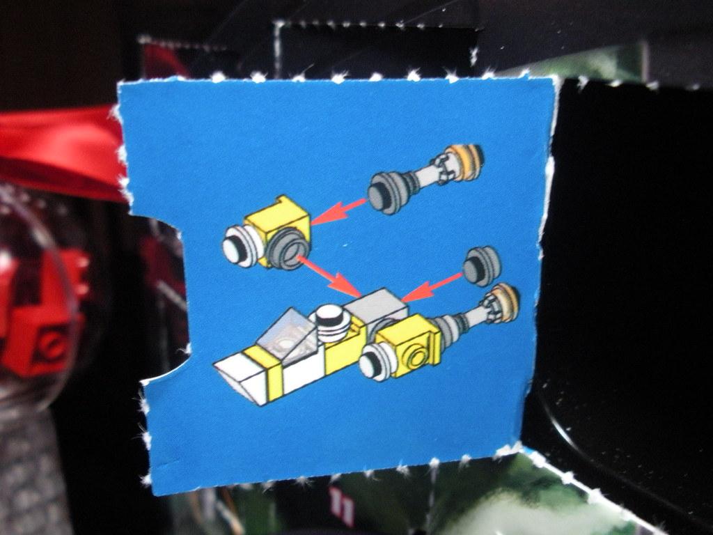 Lego Star Wars 2011 Advent Calendar 7958 Day 18 | Star Wars regarding Lego Star Wars Advent Calendar 2011 Instructions