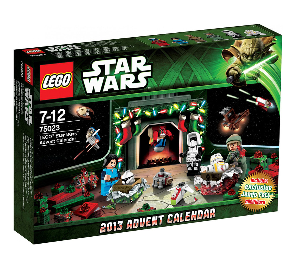 Lego Star Wars 75023 Star Wars Advent Calendar 2013 | Flickr pertaining to Star Wars Advent Calendar 2013