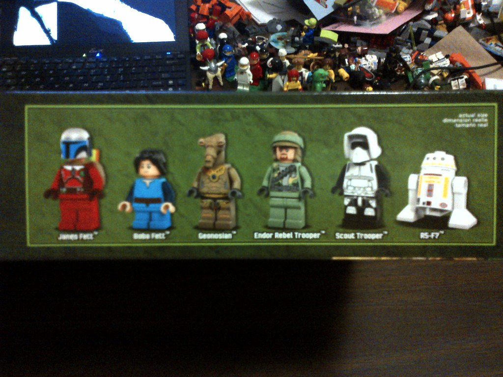 Lego Star Wars Advent Calendar Pentole E Padelle Forniture for Lego Star Wars Calendar 2013
