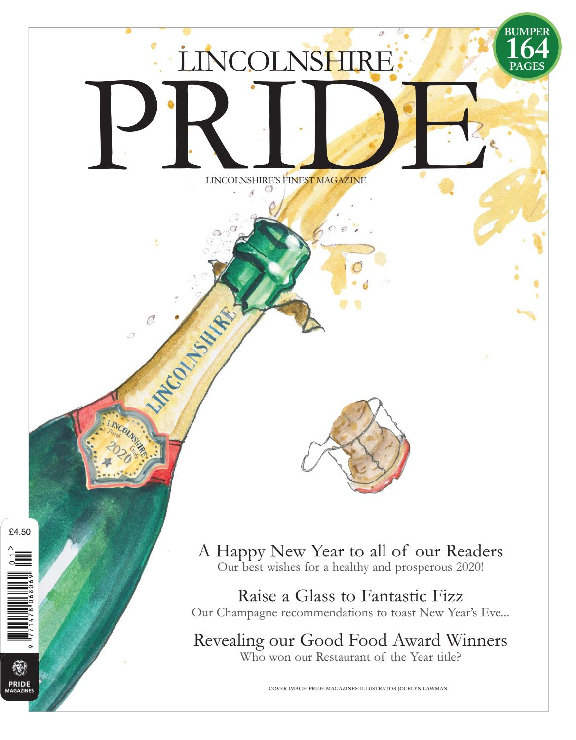 Lincolnshire Pride January 2020 By Pride Magazines Ltd  Issuu with Cockfighting Moon Calendar 2020