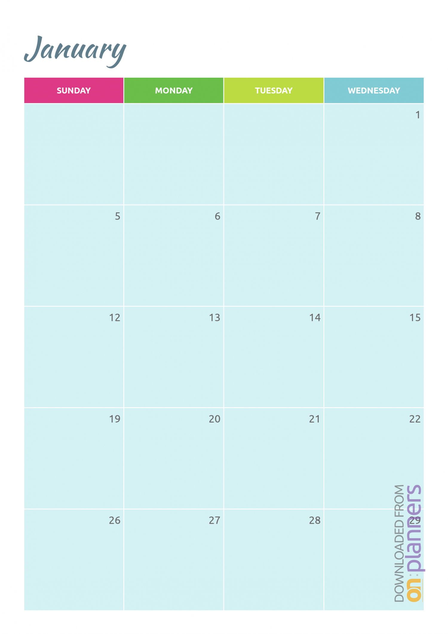 Lined Monthly Calendar Vertical pertaining to Scattered Squirrel 2020 Calendar