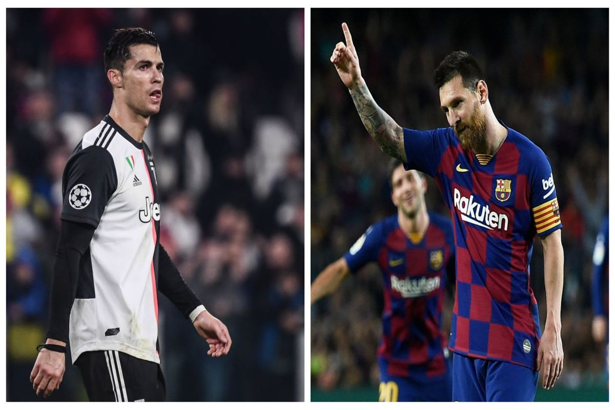 Lionel Messi At The Pinnacle Of 2019 League Goalscorers for Messi Calendar Year Goals