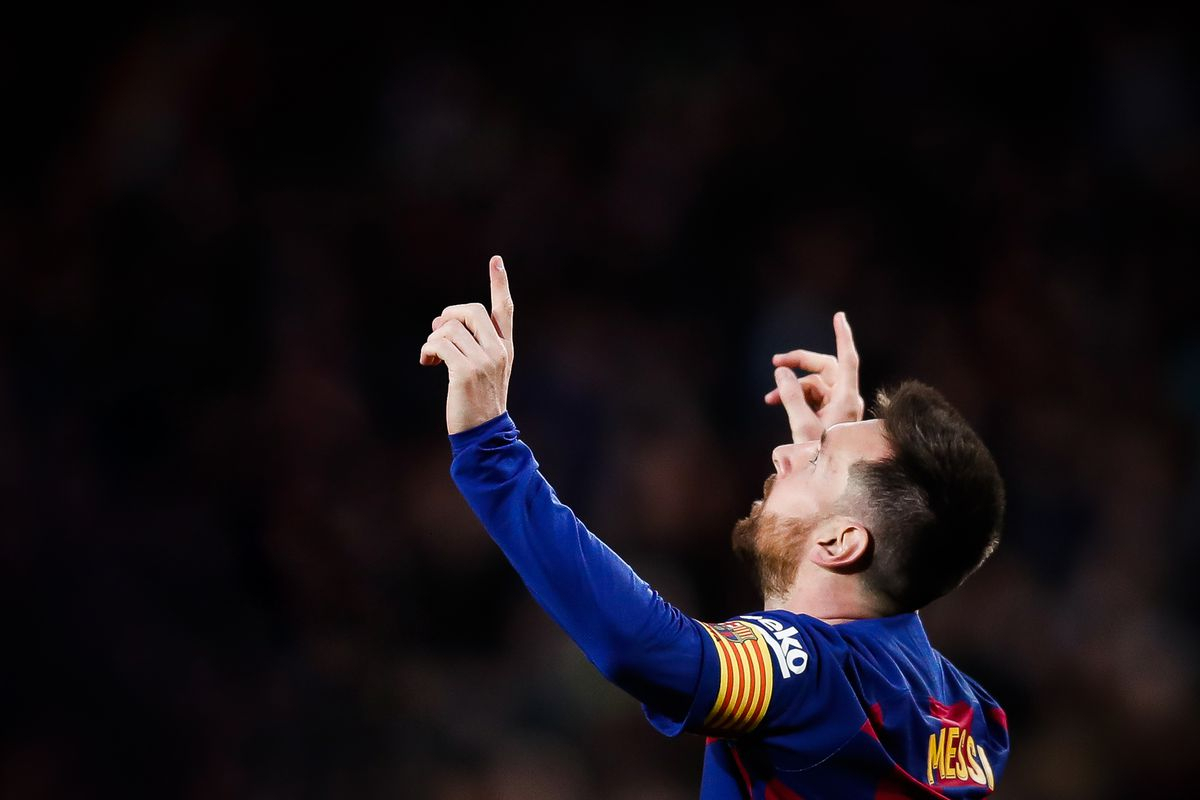 Lionel Messi Makes It 50 Goals In A Calendar Year Yet Again within Messi Calendar Year Goals