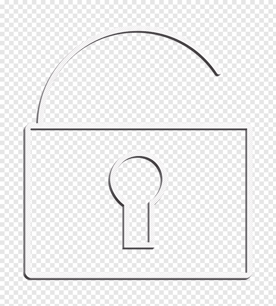 Lock Icon Locked Icon Open Icon, Project Icon, Protect Icon inside Outlook Calendar Lock Icon