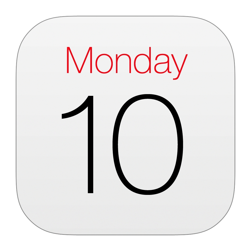 Lost Calendar Icon Iphone 6 | Free Calendar Template Example in Lost Calendar Icon On Iphone