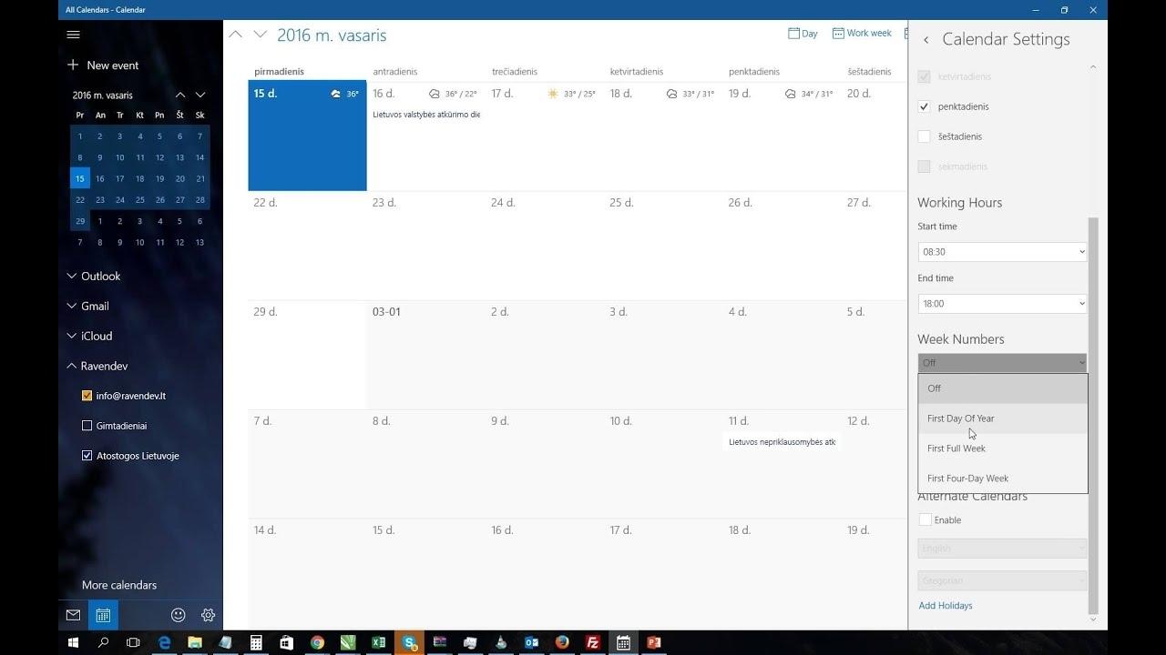 Lovely Calendar Week Widget Windows 10 : Mini Calendar Template throughout Calendar Gadget For Windows 10